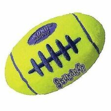 KONG ASFB1 Air Squeaker American Football Dog Toy