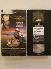 WARNER BROTHERS PURE COUNTRY VHS FREE SHIPPING