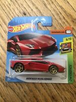 Hot wheels Lamborghini Aventador Miura Homage
