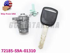 DRIVER SIDE DOOR LOCK CYLINDER FOR HONDA CRV CR-V ELEMENT 2002-2011 72185S9A013