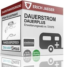 721075 OPTION DAUERSTROMVERSORGUNG FÜR E-SATZ 13-POLIG FAHRZEUGSPEZIFISCH