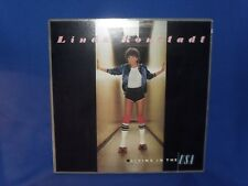 "LINDA RONSTADT LIVING IN THE USA - AUSTRALIAN LP RECORD VINYL 12"" 33/3"
