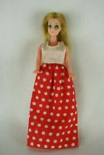 Pippa clone doll in Amsterdam Collection Leidseplein dress 15 cm 70's