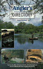ANGLER'S DIRECTORY  over 400 angling locations  by Brian Morland Hardback 1989