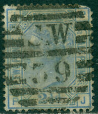 Great Britain Sg-142, Scott # 68, Used, Very Fine, Plate # 20, Read, Great Price