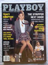 Original Playboy Magazine March 1996 OJ Juror Tracy Hampton Amara Ann Dunae