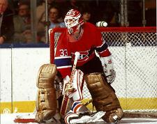 PATRICK ROY 8x10 ACTION PHOTO Vintage NHL Hockey MONTREAL CANADIENS #33 Habs HOF
