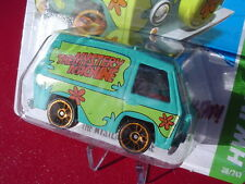SCOOBY DOO! The MYSTERY MACHINE HW Imagination  New SEALED in Blister Pack!