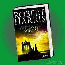 DER ZWEITE SCHLAF | ROBERT HARRIS | Roman / Krimi (gebundene Ausgabe) - NEU