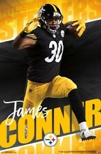 JAMES CONNER Pittsburgh Steelers Official NFL Football Action Wall POSTER