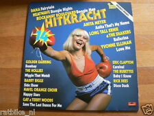 LP RECORD VINYL PIN-UP GIRL HITKRACHT GOLDEN EARRING,HOLLIES,CLAPTON,DEES,WOODS