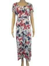 Unbranded Tall Floral Short Sleeve Dresses for Women