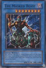Rare Hunters Lumis and Umbra Deck #1 - Masked Beast - Tiki - 40 Cards + Bonus