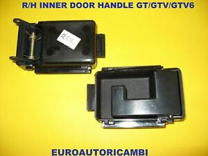 ALFA ROMEO GTV 6 ALFETTA GT GTV RIGHT INNER DOOR HANDLE NEW RARE