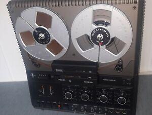 Tonbandgerät PHILIPS TONBANDMASCHINE N4504 überholt