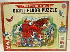 Tractor Mac 3' x 2' 36 Piece Giant Floor Puzzle