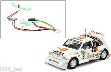 Scalextric W10322 PCB lumière LED Carte de Circuit Imprimé Pour Metro 6R4 C3306