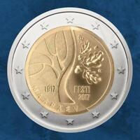 Estland - 100 Jahre Unabhängigkeit - 2 Euro 2017 unc