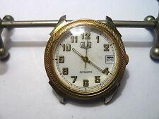 Rare Vintage GUB Glashutte/SA 25j Automatic ETA 2824-2 Men's Wrist Watch /232k