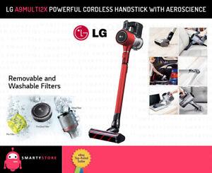 LG A9MULTI2X Powerful Cordless Handstick Vacuum Cleaner CordZero Dual PowerPack