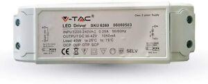 Dimmbarer LED Panel-Treiber 6269 für V-TAC Panele 45W
