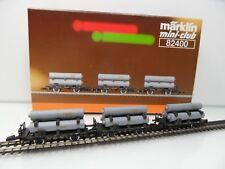 Märklin Miniclub 82400 - Spur Z - 3tlg. Gaswagen-Set - TOP/OVP - #1426