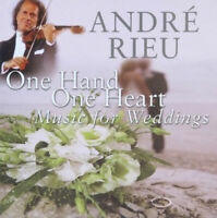 ANDRE RIEU One Hand One Heart - Music For Weddings CD BRAND NEW
