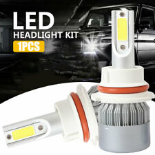 2200W LED Headlight 9007 HB5 Hi/Lo Bulbs 6500K for Ford F-150 92-98 Ranger 93-11