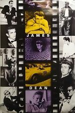 James Dean 24x36 Filmstrip Collage Movie Poster 1999