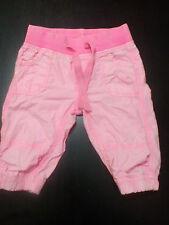 Pantalón largo HM color rosa talla 18 a 24 meses - 92 cms.