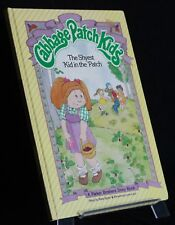 Cabbage Patch Kids THE SHYEST KID IN THE PATCH 1984 Parker Brothers Story Book