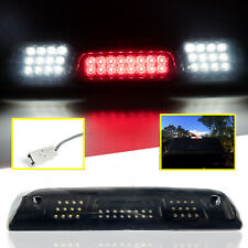 For Chevy Silverado 2014-2018 Full LED Smoke 3rd Third Brake Light Cargo Lamp