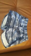 ALL IN MOTION GIRLS LARGE LINED SHORTS