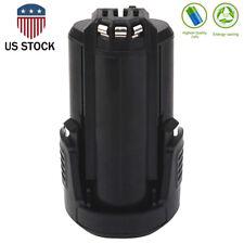 B812-02 Battery 2.0Ah For Dremel 8200 8220 8300 Li-ion 12V 2000mAh Rotary Tool