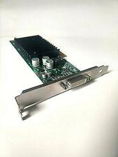 Nvidia P118 N11071 Video Card AGP DVI DMS-59