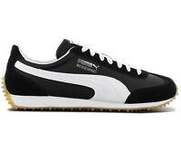 Puma Whirlwind Classic Sneaker 351293-90 Negro Zapatos Retro Fashion Deportivas