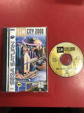SimCity 2000 (Sega Saturn, 1995) Read Details **L@@K**