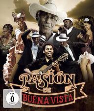 BluRay Pasion De Buena Vista