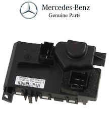 Genuine Blower Motor Control Module A/C Fan Resistor Regulator For Mercedes CL S