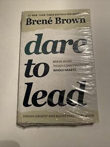 Dare to Lead by Brené Brown Paperback, 2018