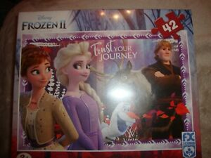 Disney Frozen 2 Jigsaw Puzzle 42 Piece Jigsaw Puzzle For Ages 3+ Brand New