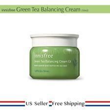 innisfree Green Tea Balancing Cream 50ml NEW + Free Sample [ US Seller ]