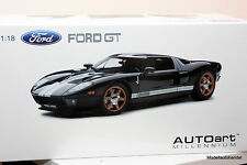 FORD GT  2004 - black   1:18 AutoArt 73023
