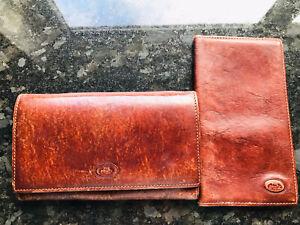 The Bridge Leather Purse & Wallet