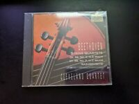 Beethoven: String Quartets, Opp. 18/6 & 59/1 CLEVELAND 1993 Telarc) NEW SEALED