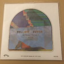 Yellow Fever Bermuda Triangle/Horse USA Import 45 RPM NYC