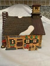 Department 56 New England Village Sleepy Hollow School #5954-4. 1990