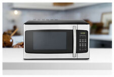 Hamilton Beach 1.1cu ft Stainless Steel LED Kitchen Microwave