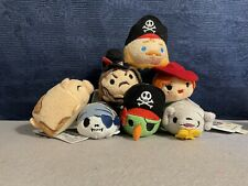 More details for tsum tsum plush pirates of the caribbean, disney usa parks exclusive, nwt