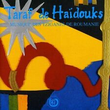 Taraf de Haidouks - Musique Des Tsiganes De Roumanie [CD]